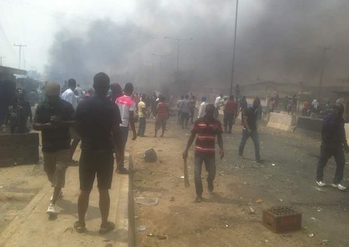 Yoruba And Hausa Clashes In Osun State, 3 People Dead, ShopsBurnt
