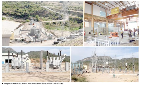 40MW Dadin-Kowa Hydro-Power Completed After 60 Years