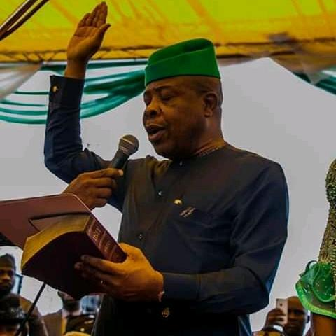 Imo State Governor Emeka Ihedioha Signs N197.6 Billion 2020 Budget