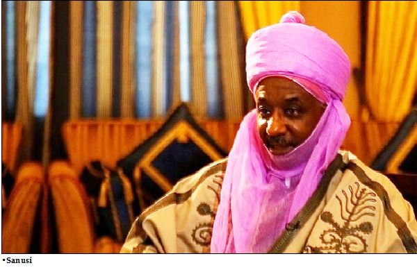 Emir Sanusi Accepts Governor Abdullahi Ganduje's request to chair the affairs of the state Council of Chiefs