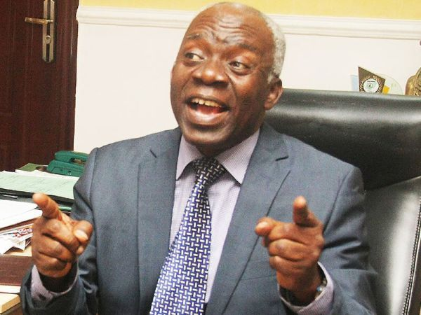 Closing The Border And Hate Speech Bill Are Illegal –Falana