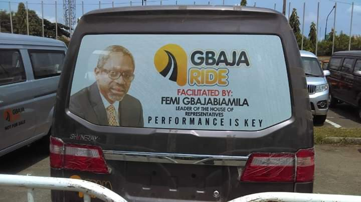 """Femi Gbajabiamila Gives """"Christmas Package"""" To His Constituents(Pictures)"""