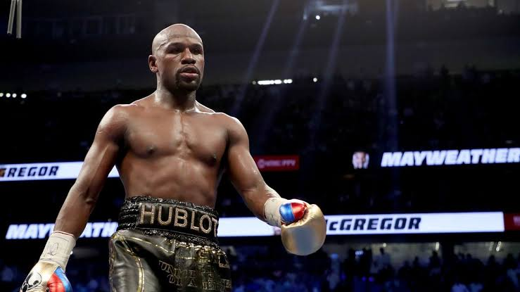Floyd Mayweather Tops Forbes List Of Highest Paid Athletes