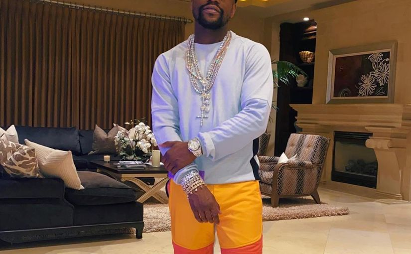 Floyd Mayweather Acquires 2020 Bentley Continental And 2020 Rolls Royce Cullinan