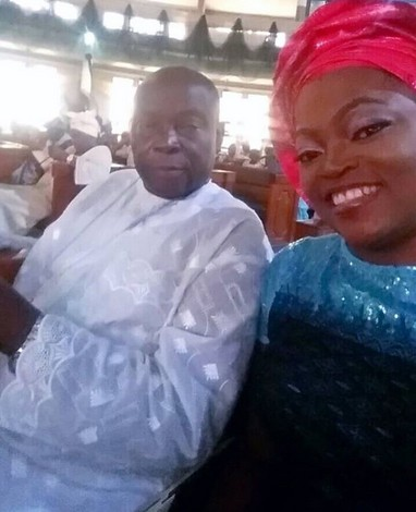 Star Actress Funke Akindele's Father Is Dead
