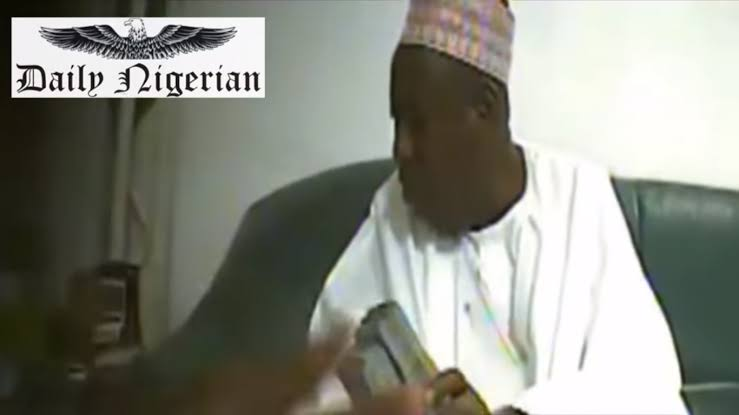 Mass Communication Student Does A Project On Ganduje's Bribery Video