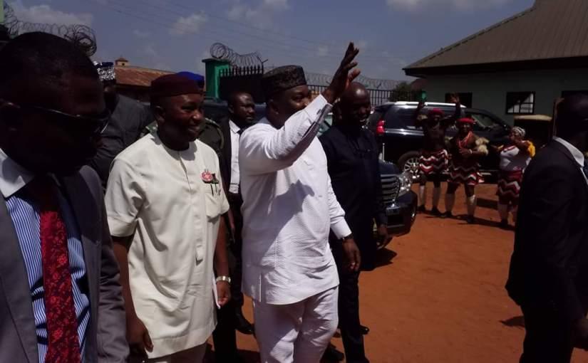 Enugu Government Conducts Mass Meningitis Vaccination ForChildren