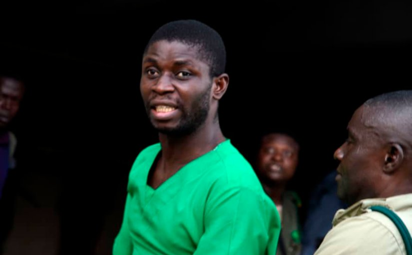 Port Harcourt Serial Killer: How Gracious David-West Deceived Hotel Managers InPort-harcourt
