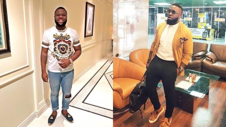 """We don't respond to people on exile, if you get mind come home""  -Timaya responds to Hushpuppi"