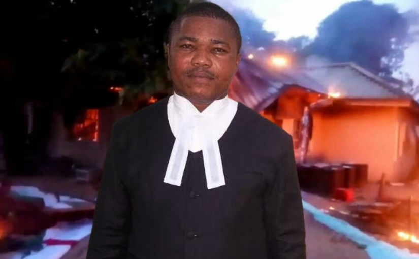 Residents Flee From The Town Of Nnamdi Kanu Lawyer, Ifeanyi Ejiofor'sCommunity