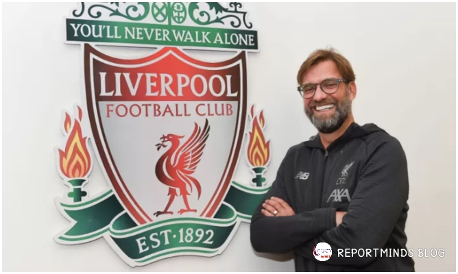 Jurgen Klopp Extends Contract With Liverpool Until 2024