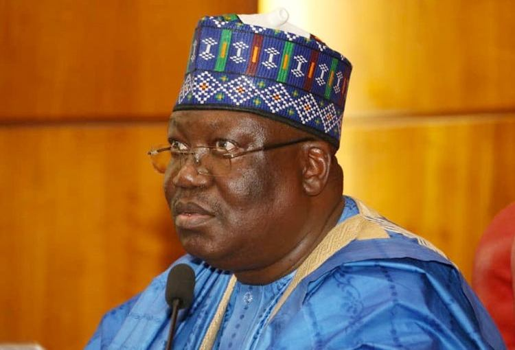 Ahmed Lawan Is Just A 'rubber' Waiting To Stamp Anything