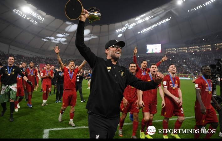 Liverpool's Club World Cup Celebration In Qatar (Photos)