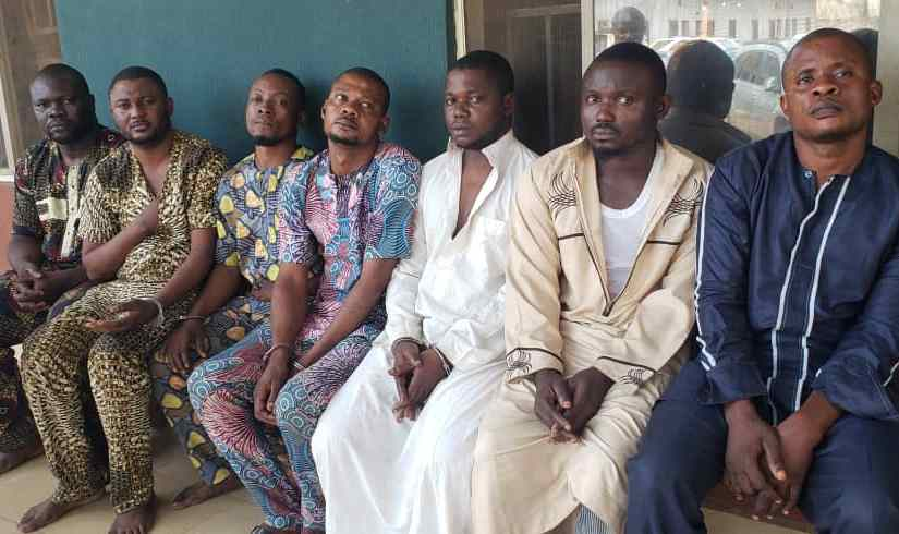 Man Butchers Girlfriend, Sells Her Parts To Herbalists And Clerics For N1000 Each(photos)