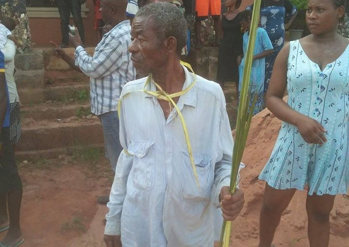 Anambra Man Banished For Impregnating His Daughter Twice(photos)