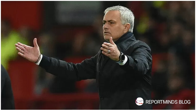 Manchester United Players Were Busy Diving & Forming Injuries – JoseMourinho