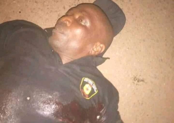 Awka CSO, Mr Ezeoke Killed By Cult Boys (GraphicPhoto)