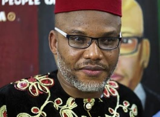 Soldiers and Policemen Invaded My Lawyers House, Killed three IPOB members – NnamdiKanu
