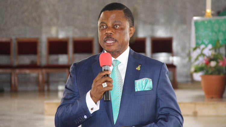 N1b Spent For Prevention Of Coronavirus Obiano Lied — Intersociety