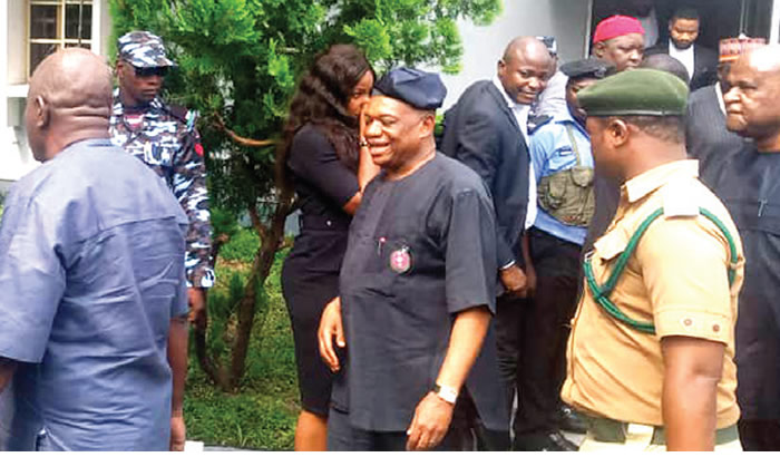 Orji Uzor Kalu begs court for post-conviction bail