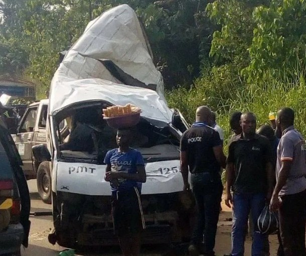 18 Passengers Loses Their Lives In Peace Mass Transit FatalAccident