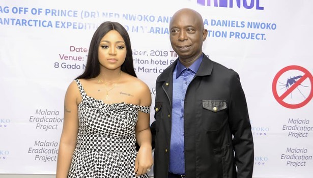 Regina Daniels Is Pregnant For Ned Nwoko
