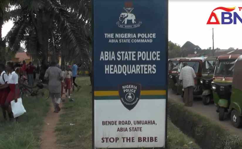 """Abia Notorious Armed Robber """"Grave"""" Finally Goes To The Grave (GraphicPhotos)"""