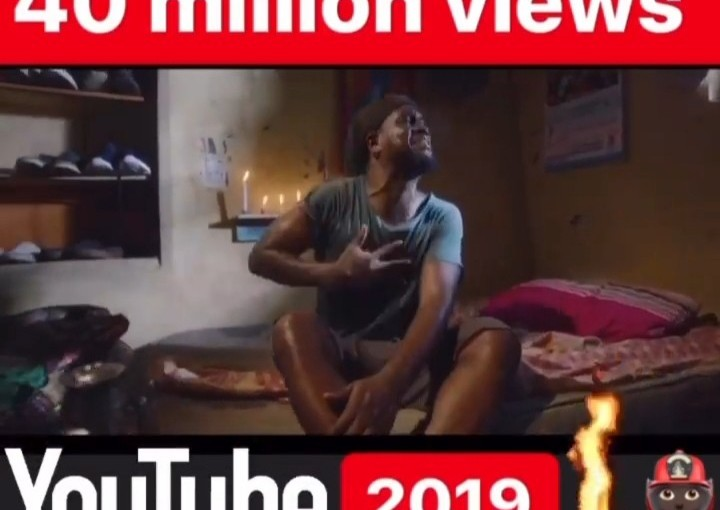 """Rudeboy's """"Reason With Me"""" Hits 40m YouTube Views, Becomes 2019 Highest InContinent"""
