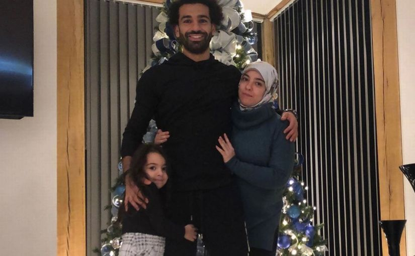 Mo Salah Divides His Muslim Friends From The Christian Ones OnInstagram