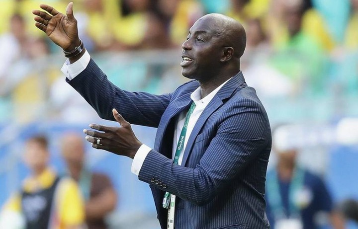 Nigeria should not abandon Samson Siasia Now – Odegbami