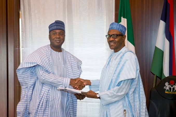 Buhari And Saraki Shun Each Other On Birthday