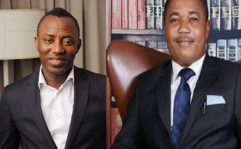 2019 World Human Rights Day | Intersociety …Adopts Barr Ifeanyi Ejiofor & Comrade Omoyele Sowore As The 'Threatened & State Terror Victims' Of The Year 2019