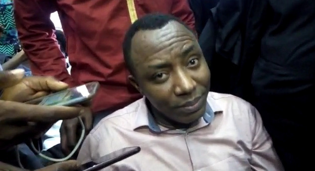More American lawmakers Demands For Sowore's Release