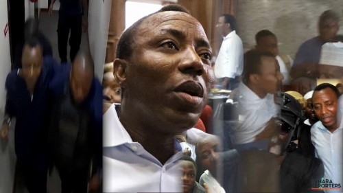 Stop Subjecting Sowore To Media Trial – Falana blasts Presidency