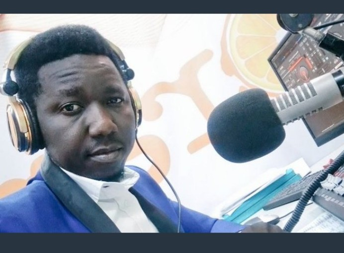 Orange FM OAP, Sweet Steve Dies In An Accident (Photo)
