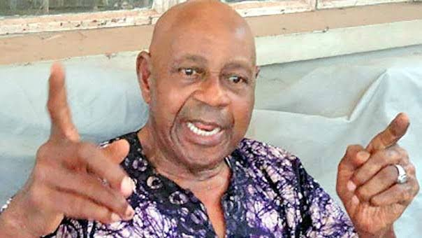 Buhari pays glowing tribute to Tam David-West