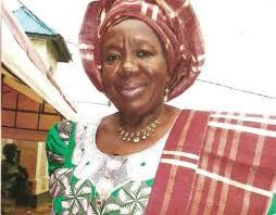 Former President Olusegun Obasanjo's Special Adviser Mrs. Titilayo Ajanaku, isdead