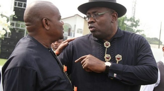 Nobody Can Reconcile I And Dickson Not Even PDP – Wike