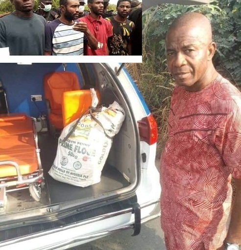 PAINFUL!! Chief Odunukwe Owner Of Fireman Generator  Killed By A Four ManGang