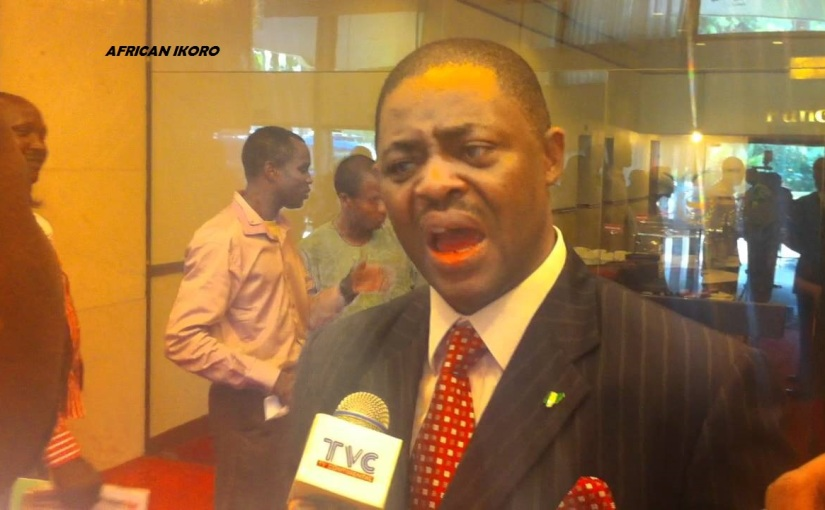 2023.. To Hell With Your Presidency — Femi Fani Kayode Tells MyettiAllah