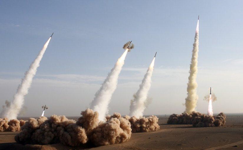 Breaking News!! WW3 Begins | Iran Fires Multiple Ballistic Missiles On US Base InIraq