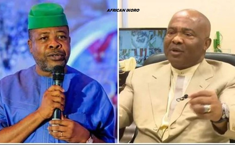 Breaking News!! Supreme Court Sacked Ihedioha, Declared APC's Uzodinma Winner In Imo Gubernatorial Race