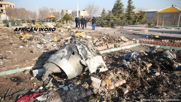 Iran Admits Shooting Down The Ukrainian Plane, Blame It On US And HumanError