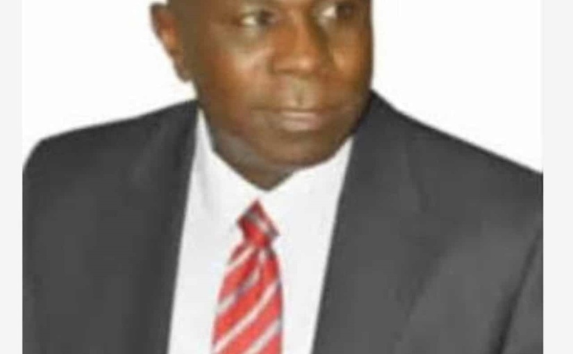 Simon Mallam, A Nigerian Professor Killed In A Gas Explosion