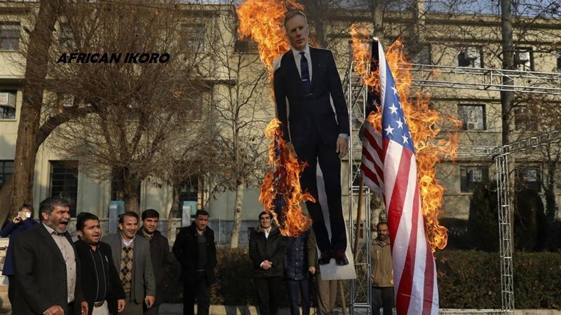Just In!! U.K Ambassador To IranArrested