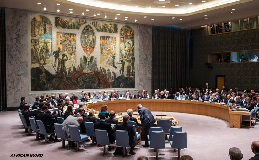 UN Condemned Terrorist Attack That Killed 89 Soldiers InNiger