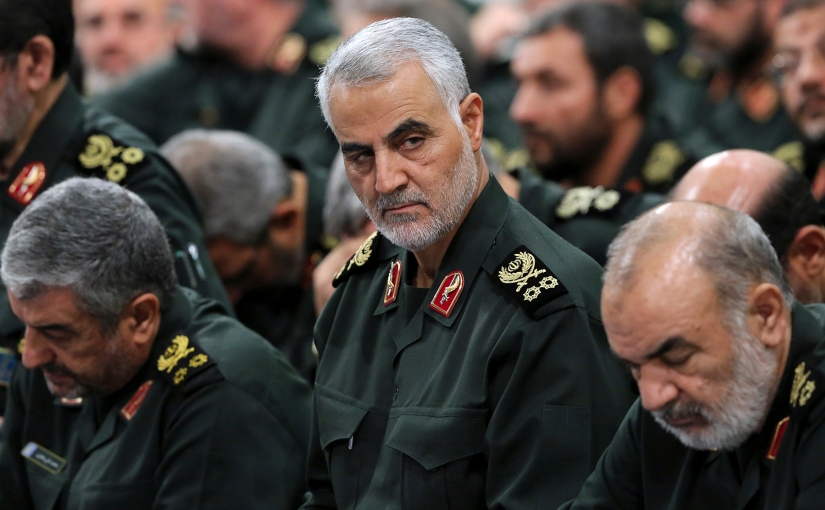 US Killing Of Iranian Powerful Commander; Did Not Follow Int'l Due Process —Intersociety
