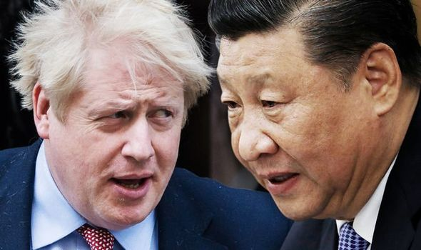 China must pay Britain £351bn :Corona-virus Damages, Britain Vows To Fight Back