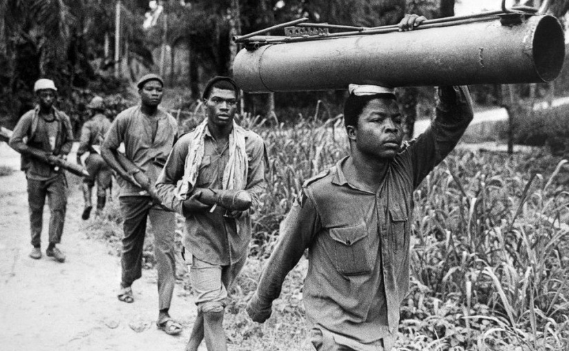 British Weapons, Secret War Advisory Teams, Soviet Ilyushin Bombers Fought Biafra Not Nigeria — Frederick Forsyth