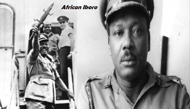 Aguiyi Ironsi : The Most Idiotic Igbo Man That Ever Lived In 20th Century — Mazi Darlington Imoh